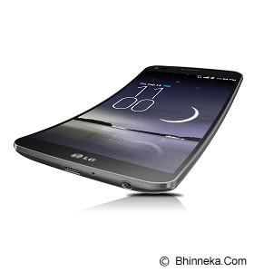 LG G Flex [D958] - Titanium Silver - Smart Phone Android